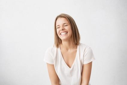 risoterapia chica risa bonita